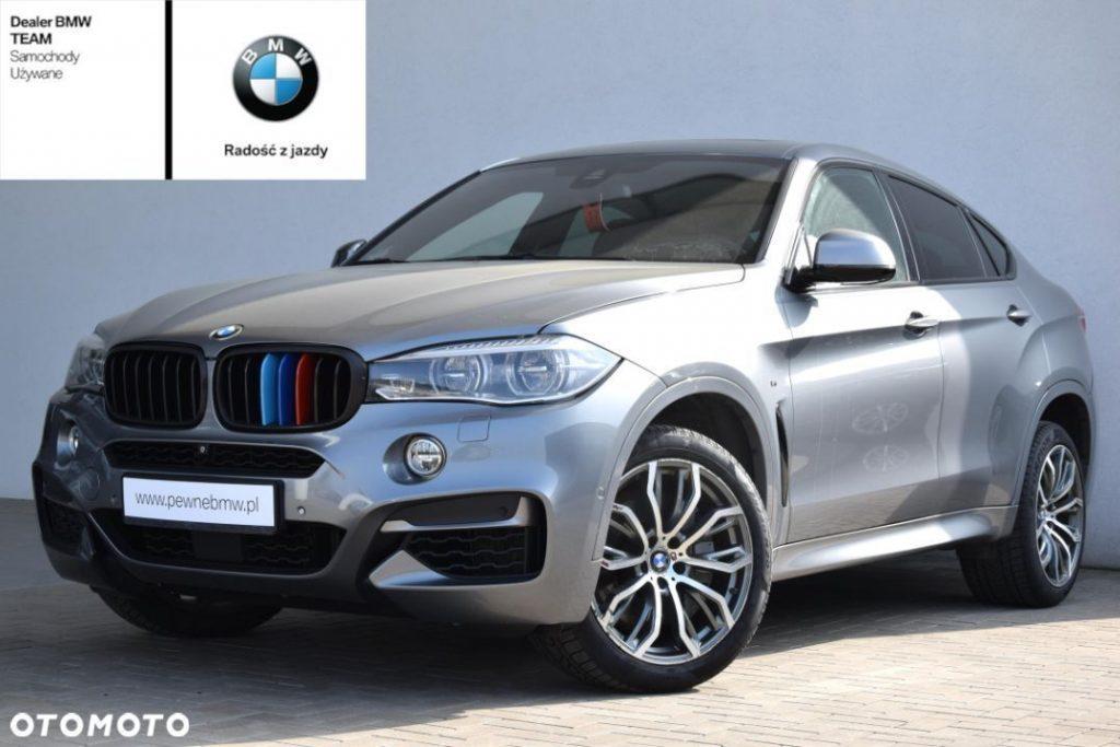 Bmw X6-m BMW X6 M M50d 381 KM F16